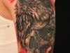 robert_franke_tattoo_skull_raven